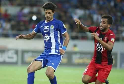 القوة الجوية يخسر أمام اتحاد العاصمة الجزائري في كأس العربي للأندية الأبطال
