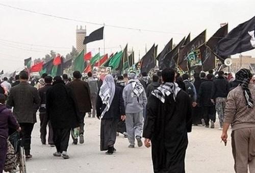 ايران: رسوم تأشيرة زيارة الاربعين تدفع بالدينار العراقي