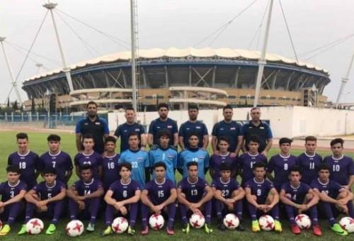 مدرب شباب العراق يستدعي 23 لاعبًا