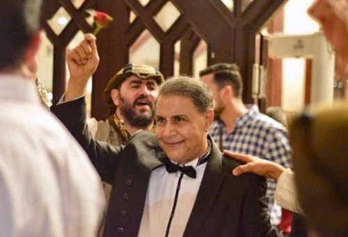 بالصور.. دار الأوبرا السورية تكرم الفنان المخضرم سعدون جابر