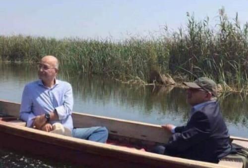 صالح وعبدالمهدي.. قارب واحد وسبل شتى