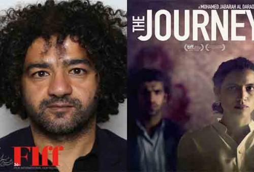 الرحلة العراقي في دور السينما الأردنية غدا السبت