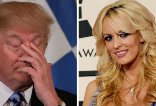 بعد ان اتهمت دونالد ترامب بالاغتصاب الممثلة الاباحية تؤكد عدم كفاءته الجنسية