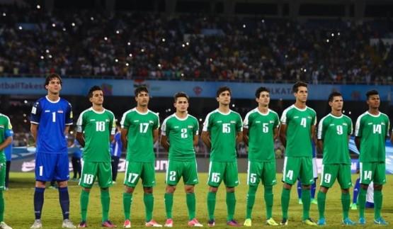 العراق يصطدم بمالي في الدور الـ 16 من مونديال الناشئين