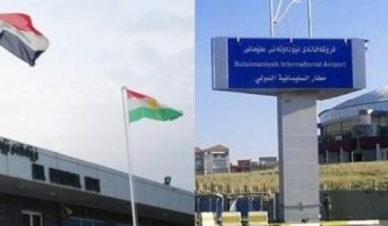مطارا أربيل والسليمانية يخسران 72% من مسافريهما